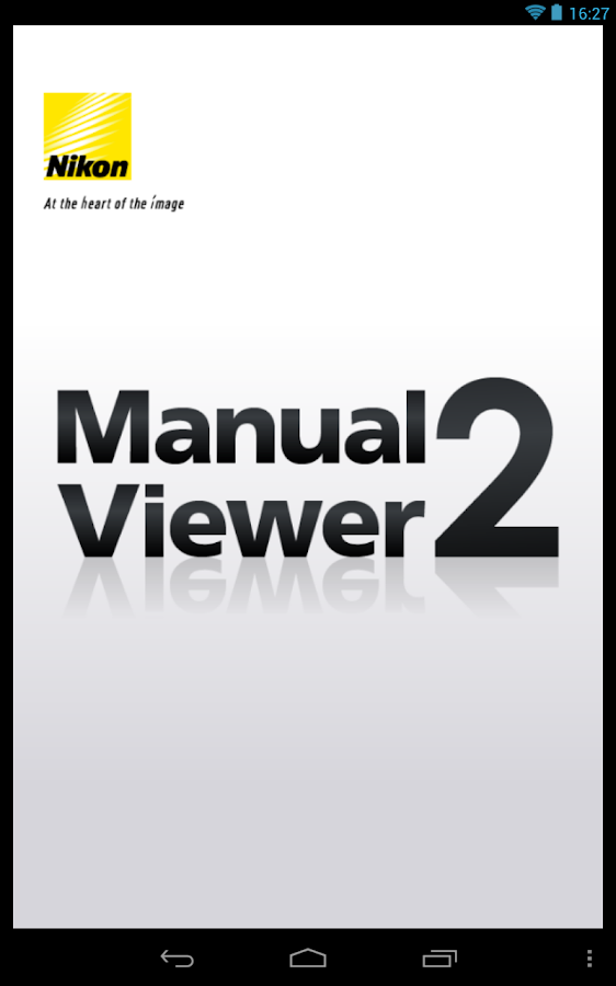 Manual Viewer 2 - screenshot