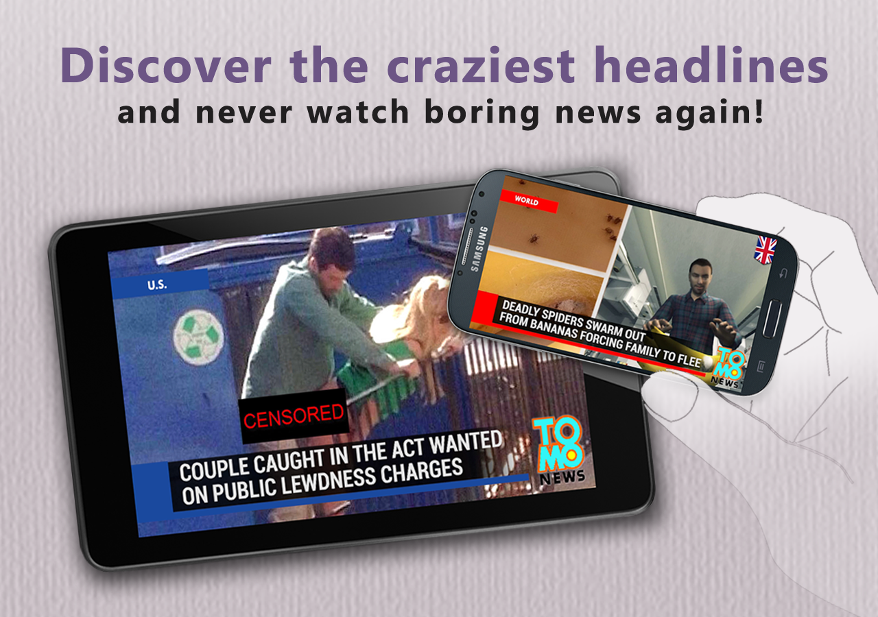 Viral Video News by TomoNews - screenshot