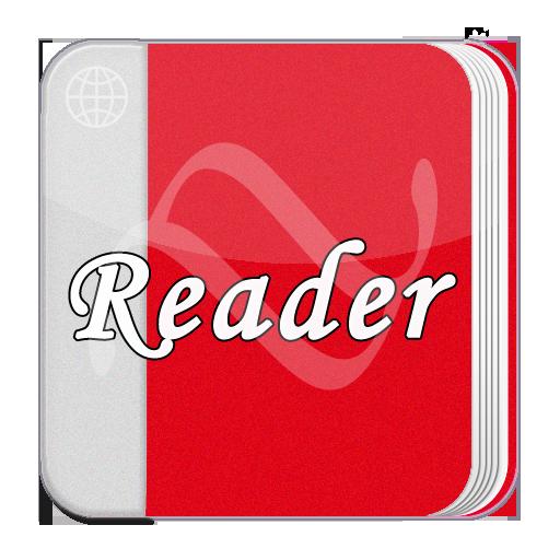 電子書閱讀器 EPUB閱讀器 書籍 App LOGO-APP開箱王