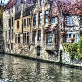 Bruges in Belgium by Paul Jenking - Novices Only Landscapes