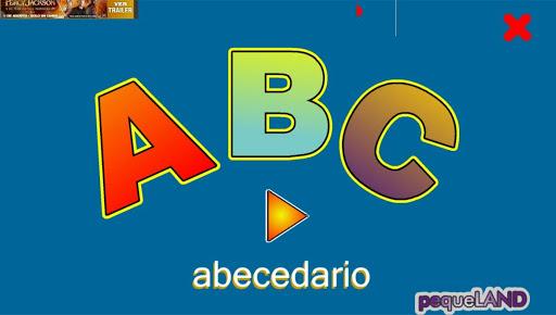 ABC ABECEDARIO ALFABETO BEBE