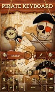 Pirate-GO-Keyboard-Theme 1