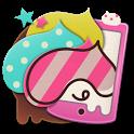 アイコンホイップ - ホーム画面をかわいくプチ着せ替え! icon