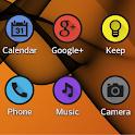 BlkShade theme for LGHome icon