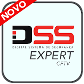 Aplicativo DSS Expert*  CFTV