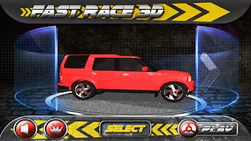 Screenshot of Fast Race 3D
