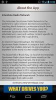 Screenshot of Interstate Sportsman Radio