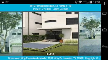 Screenshot of Greenwood King Properties