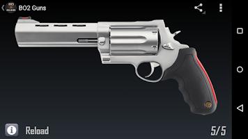 Screenshot of Guns for BO2