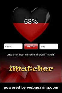 iMatcher- screenshot thumbnail
