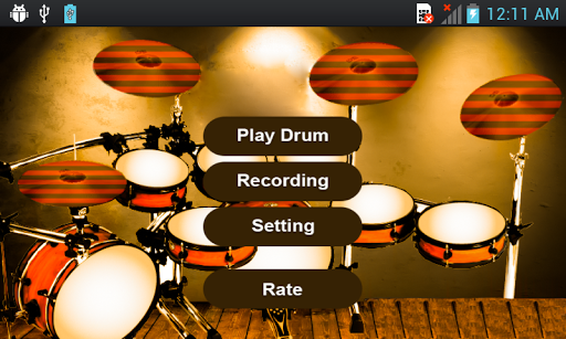 Real Drums:Music