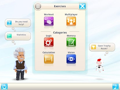 Einstein™ Brain Trainer HD- screenshot thumbnail