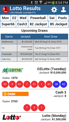 Page 6 : Best android apps for saturday lotto - AndroidMeta