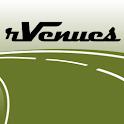 rVenues Pro Hockey Arenas logo
