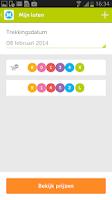 Screenshot of Miljoenenspel
