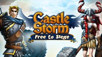 Screenshot of CastleStorm - Free to Siege