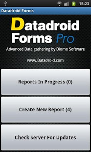 Datadroid Forms Pro - screenshot thumbnail