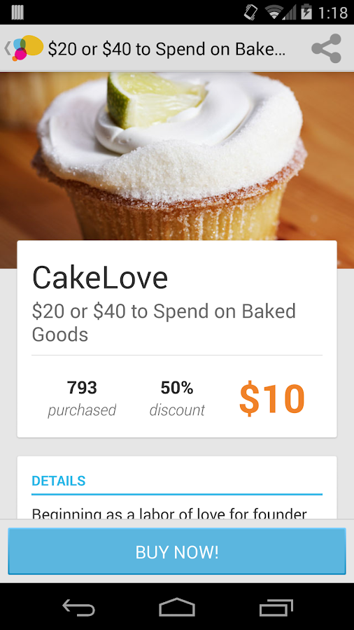 LivingSocial - Local Deals - screenshot