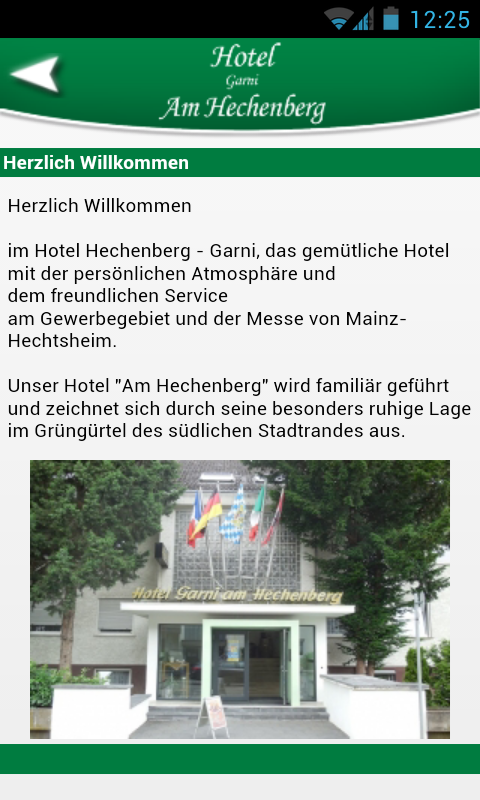 Hotel Hechenberg- screenshot
