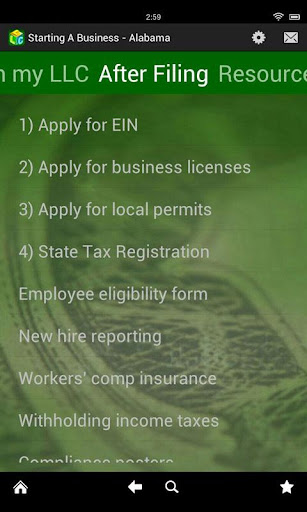Start a Business - Form an LLC