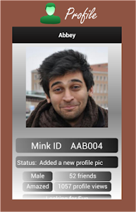 MinkMe - screenshot thumbnail