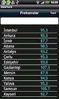 Screenshot of SlowTürk Radyo