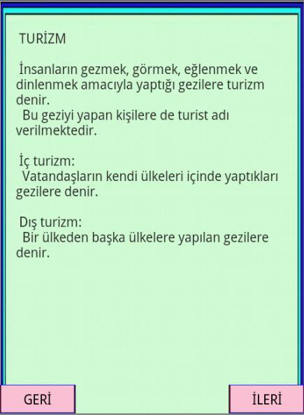 KPSS YGS COĞRAFYA TR EKO COĞ 4 - screenshot