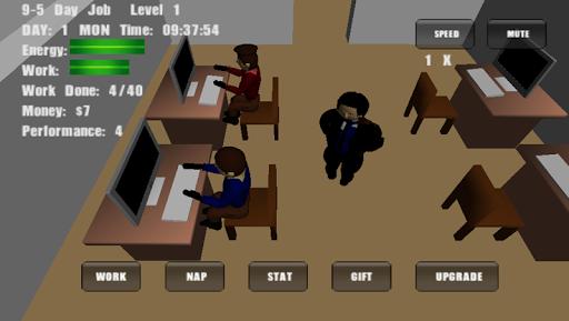 【免費模擬App】Programmer 9-5 Day Job-APP點子