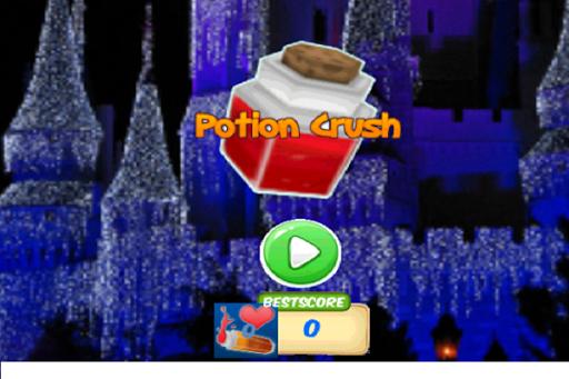 Potions Crush Match 3 Games