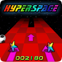 Hyperspace. logo
