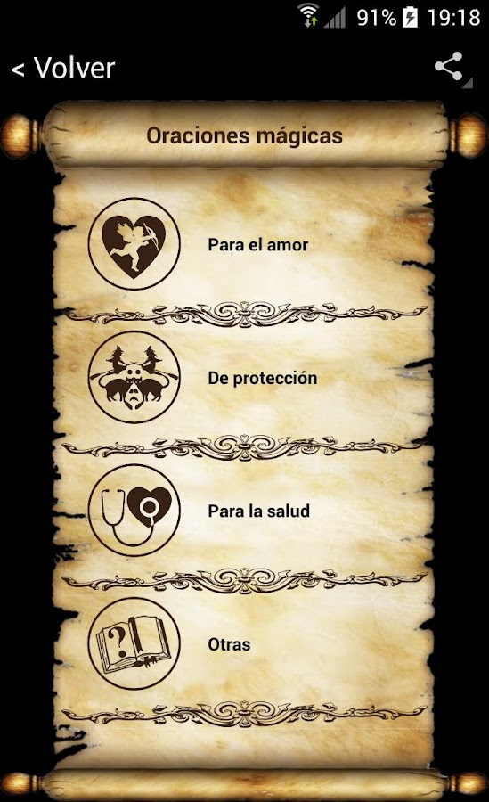 Magia Blanca hechizos rituales - Android Apps on Google Play