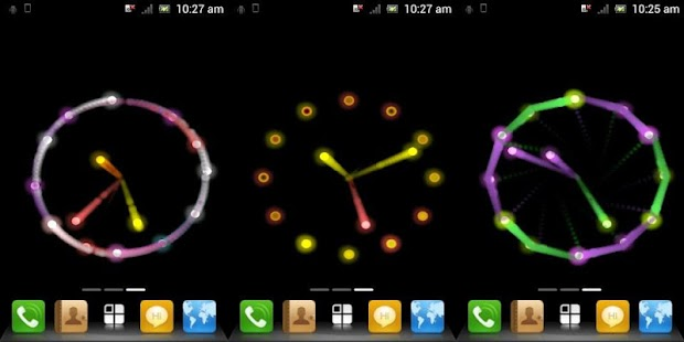 Smart Particle Live Wallpaper - screenshot thumbnail