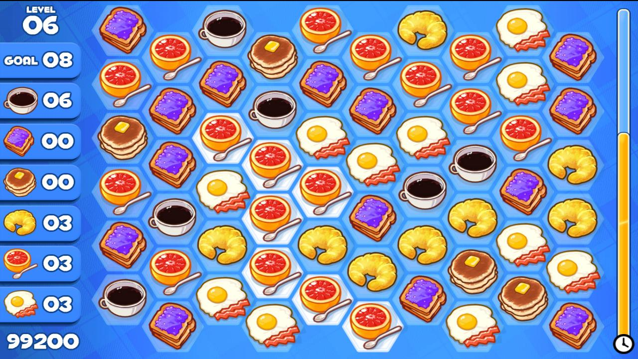 Breakfast Swipe HD FREE - screenshot