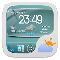 Waterdrop GoWeather Theme Free