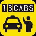 13CABS Taxi logo