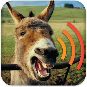 Donkey Sounds Prank Icon
