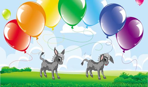 Kiddy Balloons Blaster