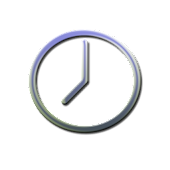 Speaking clock free