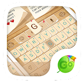 Sticky Note Emoji GO Keyboard