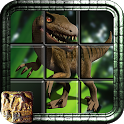 Dinosaur Slider icon