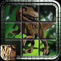 Dinosaur Slider icon