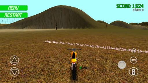 越野摩托車模擬器
