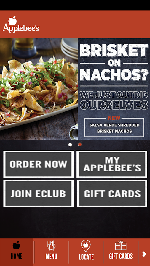 Applebee's Grill & Bar - screenshot