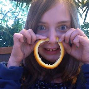 Orange by Heidi Miller - Food & Drink Fruits & Vegetables