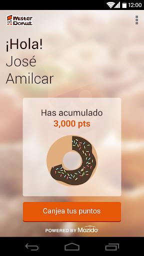 Orange World - Mister Donut