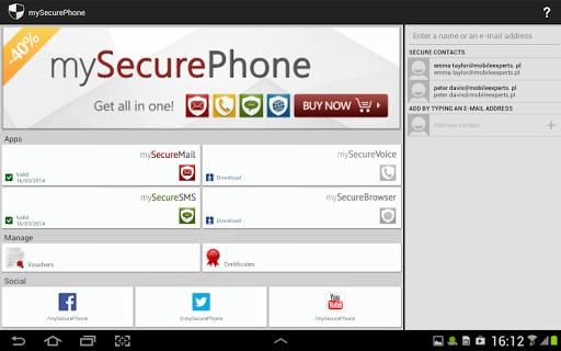 【免費通訊App】我的手機安全-APP點子