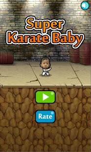 Super Karate Baby