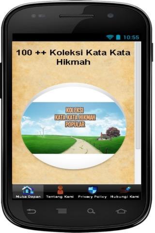 101 + Koleksi Kata Kata Hikmah