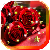 Red Roses Love live wallpaper