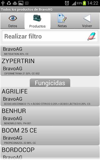Vademécum Fitosanitarios PRO14 玩商業App免費 玩APPs
